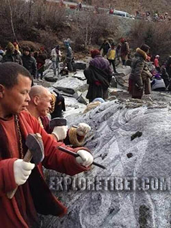Winter Pilgrimage Tour In Tibet-Explore Tibet.
