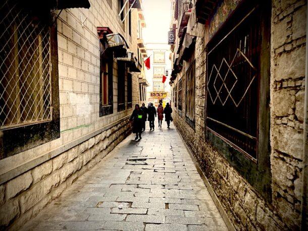 Alleys of Barkhor Street