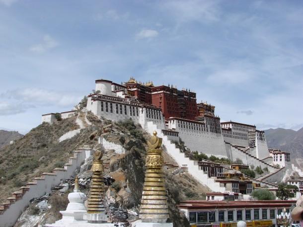 Potala Palace – the Buddhist pilgrimage site of the Bodhisattva Chenresi and the home of the Dalai Lama