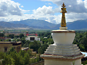 The Historical City of Shigatse
