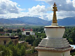 The Historical City of Shigatse