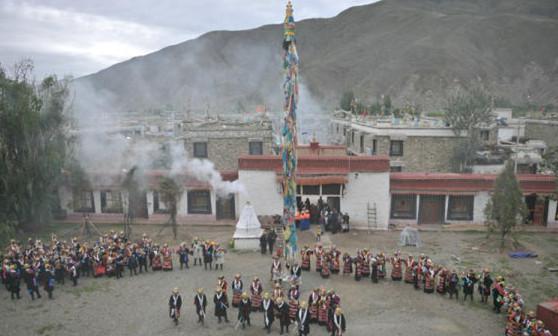 Tsampa—the Tibetan staple of food