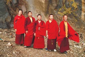 Kriti Gonpa-Amdo-Tibet.