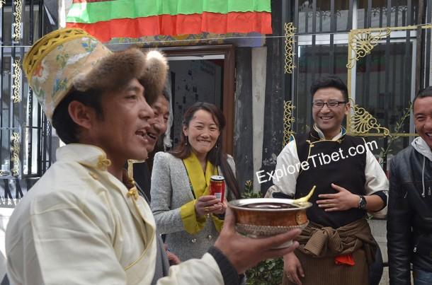 Music To Cheer-Tibet.