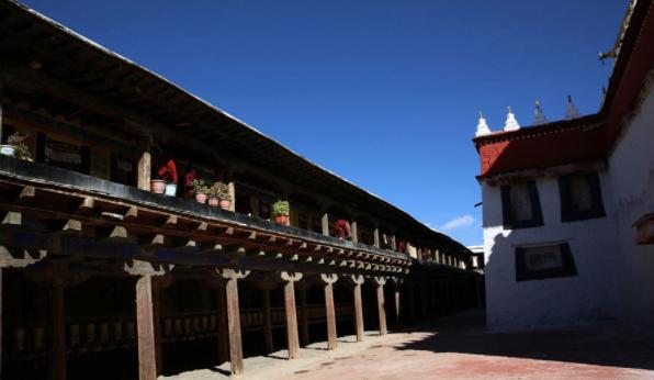 Oldest Monastery in Tibet- Samye Monastery