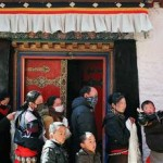 Tibet Airlines- Big Birds Flying Overhead the Highland