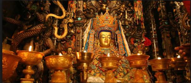 The World Of Tibetan Buddhism.