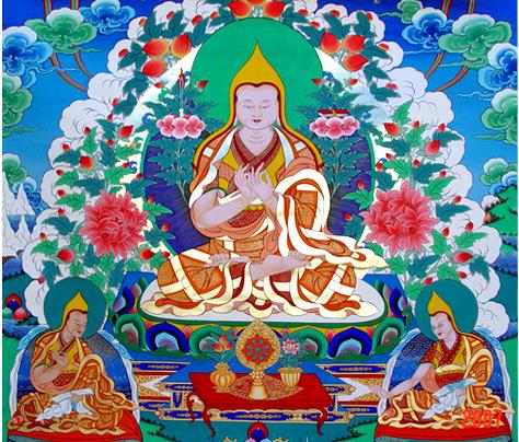 Tsongkhapa-Je Rinpoche.