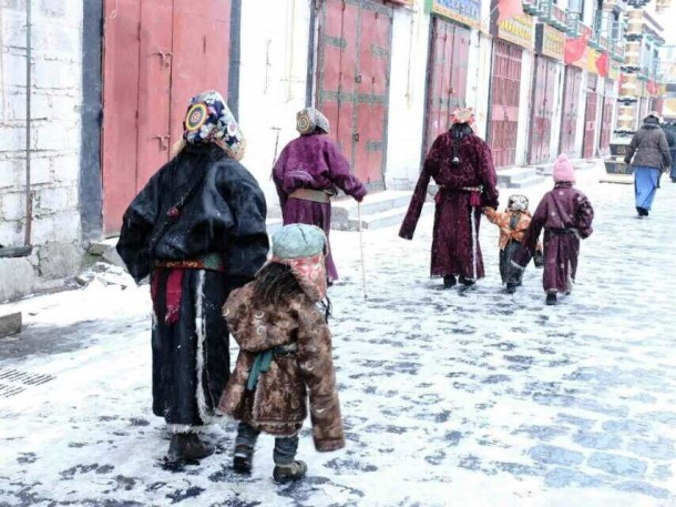 Tibet Winter Tour-Explore Tibet.