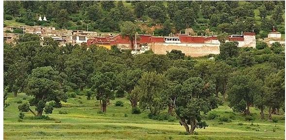 Reting Monastery-Tibet.