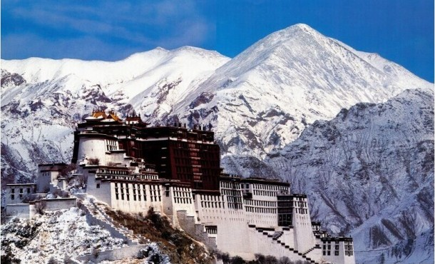Who Says Winter Is Lack Of Passion-Explore Tibet.