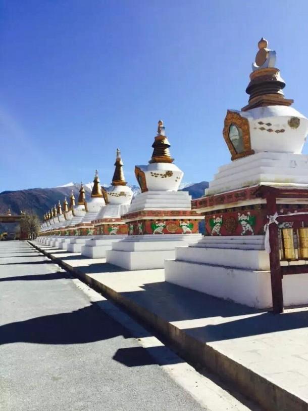 Kumbum Monastery-Tibet.