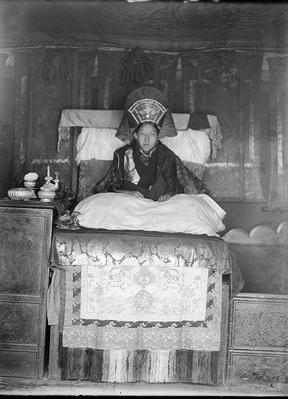 Samten Ling Monastery-Tibet.