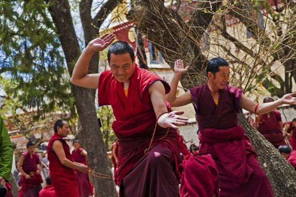 Sera Monastery - Tibetan Buddhism