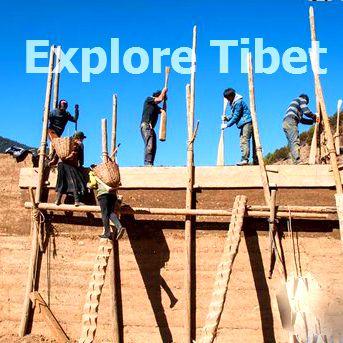 Tibetan Architecture - Wondrous Tibetan Tradition