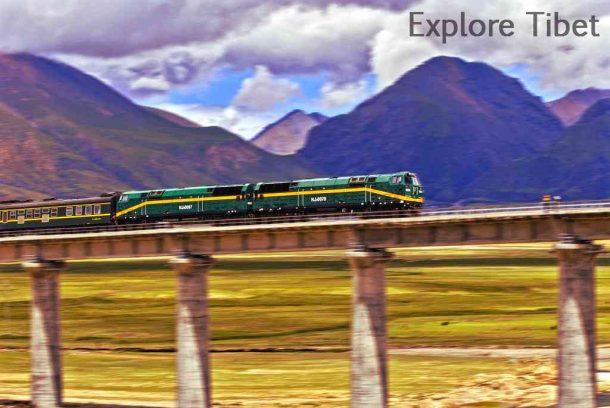 Tibetan Railways – Three New Rail Lines for Tibet