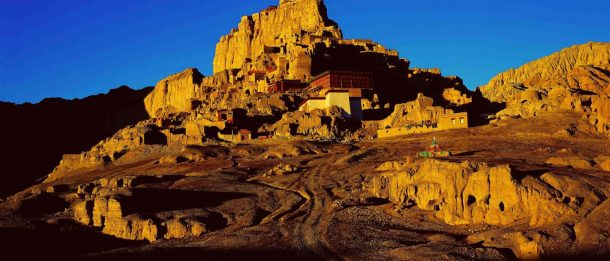 The Ancient Artworks of Western Tibet