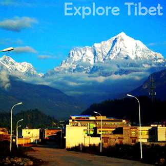 Kyirong - The new entrance from Nepal into Tibet - Tibet travel news