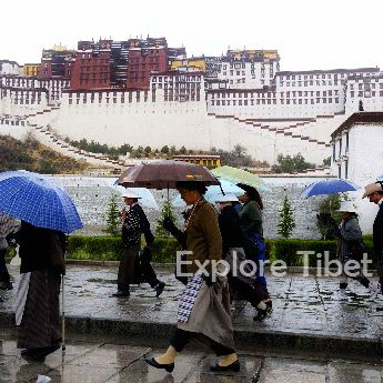 Current Weather Condition in Lhasa