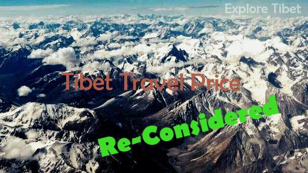 New & DECREASED Transportation Rate Released - Tibet Travel News