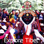 Tibet in June and through