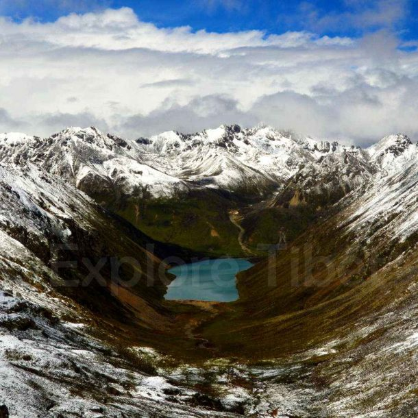 Lhamo La-Tso – The Oracle Lake