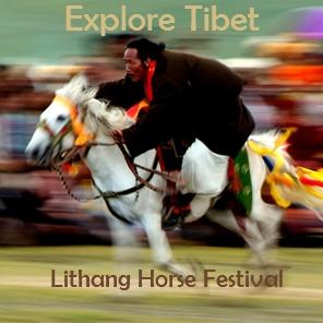 Lithang Horse Festival - Tibetan Festival
