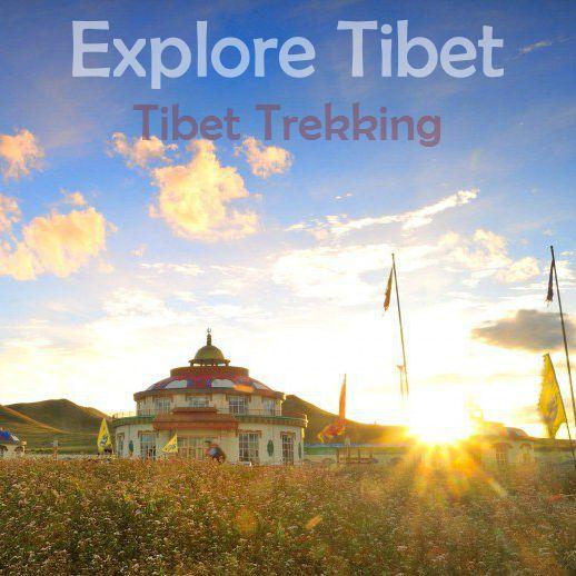 10 Days Tsurphu to Yangpachen Nomadic Trekking - Tibet Tour Itinerary