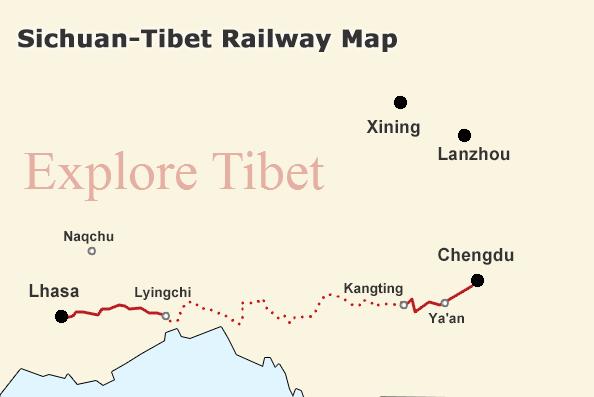 Sichuan-Tibet Railway - Tibet Travel News