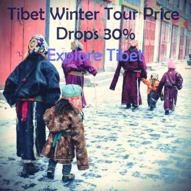 Tibet Winter Tour Price Drops 30% – Tibet Travel News