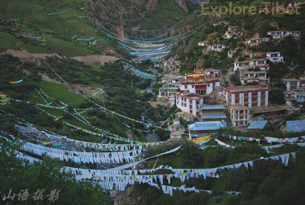 Tidrum Nunnery – Tibet Attraction