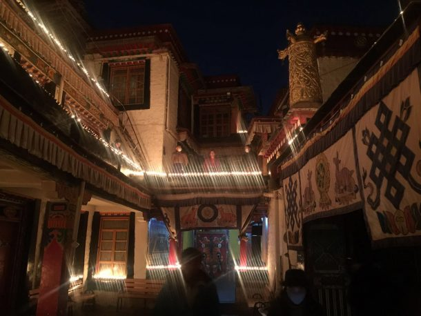 Butter Lamps Festival in Lhasa, Tibet-Explore Tibet