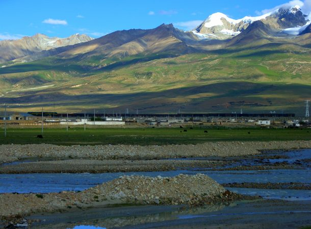 Trains to Tibet from Seven Gateway Cities