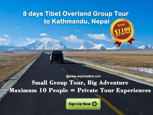 Tibet Overland Group Tour To Kathmandu, Nepal Is Now Available Here | www.exploretibet.com