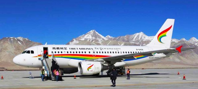 IS THERE ANY DIRECT FLIGHTS AVAILABLE TO TIBET, LHASA?