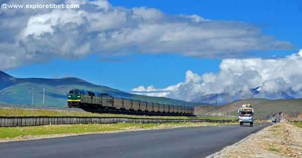 Highlights of the Qinghai Tibet Railway