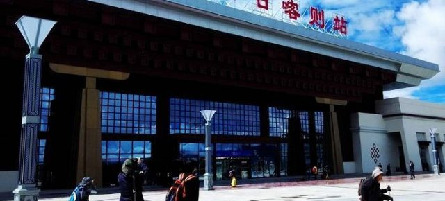 Guide to Railway Stations in Tibet