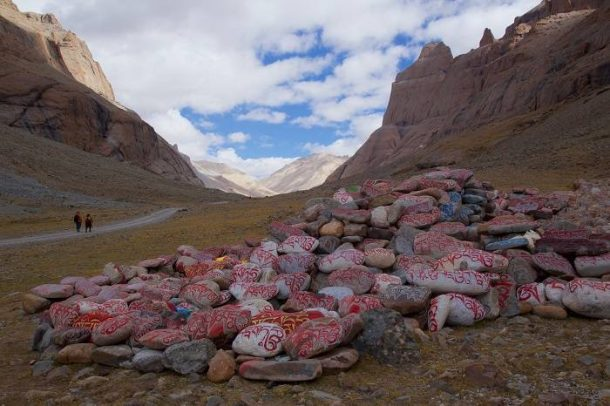 Mani Stones—the Artistic and Spiritual Beauty