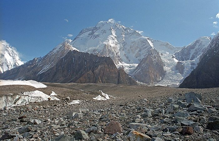 The Highest Mountains in Tibet, China