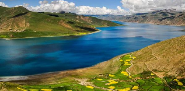 Traveling to Tibet from Nepal or from China?