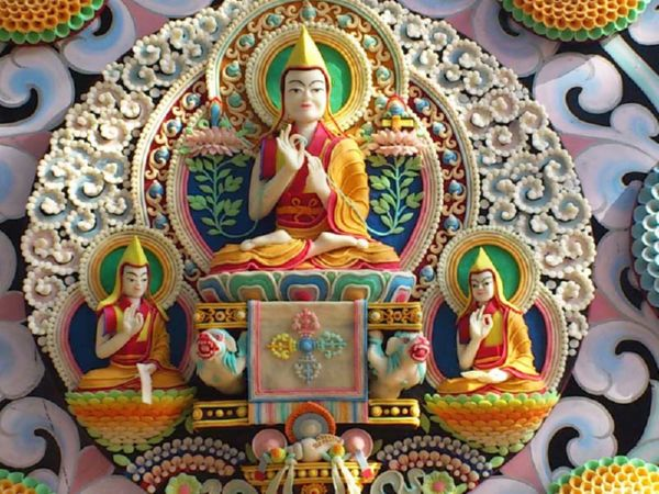 Tibetan Butter Sculpture – The most unique artform of Tibet