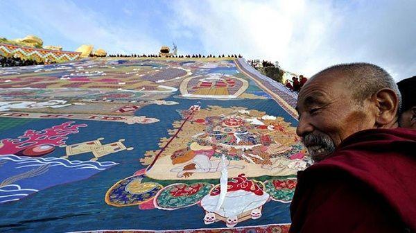 2018 Summer Festivals in Tibet