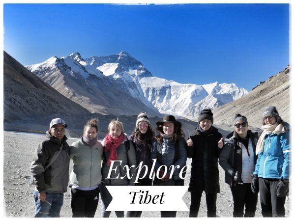 Explore Tibet Group Tours, the best way to tour Tibet