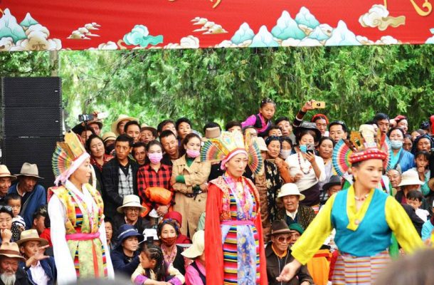 Shoton Festival – The Yogurt Celebration of Tibet