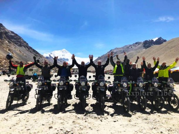 How to Plan a Lhasa to Kathmandu Motorcycle Tour