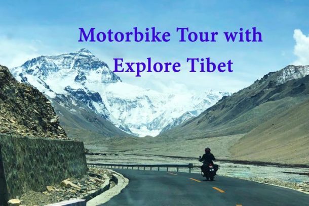 How to Plan a Tibet Motorcycle Tour