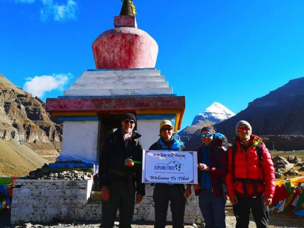 Traveling from Nepal to Tibet