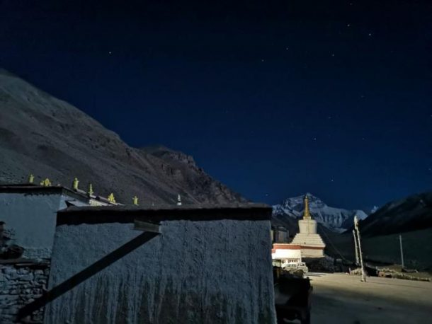 Mount Everest Base Camp - The Northern Base Camp on the World's Highest Mountain