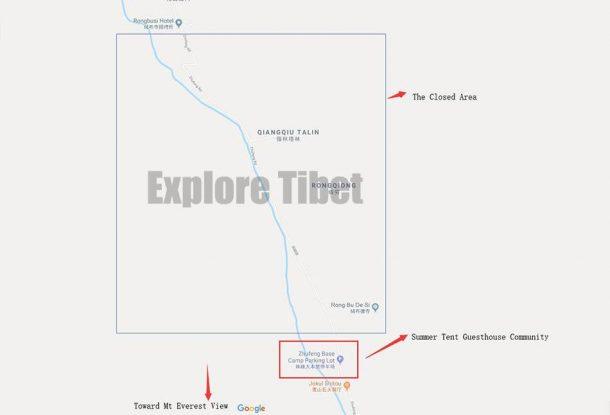 Latest Notice Of Tibet Mt Everest Base Camp Restrictions