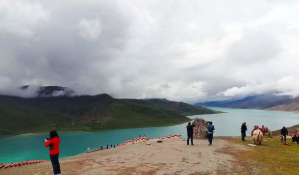 Yamdrok Lake – One of the Great Three Holy Lakes of Tibet